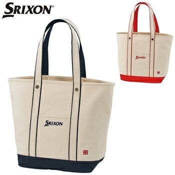 ダンロップ日本正規品SRIXON(スリクソン)倉敷帆布使用トートバッグGGF−B8007