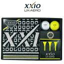 ダンロップ日本正規品XXIO(ゼクシオ)UX-AERO(ユーエックスエアロ)ボールギフト「GGF-F2072」【あす楽対応】