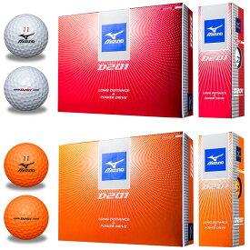 MIZUNO(ミズノ)日本正規品 D201 ゴルフボール1ダース(12個入り) 「5NJBD227」 【あす楽対応】