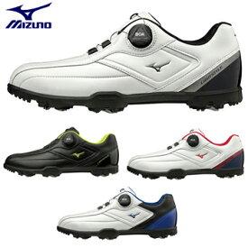 MIZUNO(ミズノ)ゴルフ日本正規品 LIGHT STYLE003 Boa ライトスタイル003ボア ソフトスパイクゴルフシューズ 2019モデル 「51GM1960」【あす楽対応】