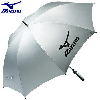 MIZUNO(ミズノ)日本正規品65cm銀パラソル晴雨兼用銀傘UVカットアンブレラ「45YM00472」