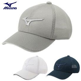 MIZUNO(ミズノ)日本正規品 クールホールドゴルフキャップ 2020新製品 「52JW0013」 【あす楽対応】