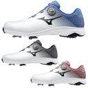 【3E】MIZUNO(ミズノ)ゴルフ日本正規品 NEXLITE007 Boa (ネクスライト007ボア) ソフトスパイクゴルフシューズ 2020新…