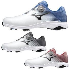 【3E】MIZUNO(ミズノ)ゴルフ日本正規品 NEXLITE007 Boa (ネクスライト007ボア) ソフトスパイクゴルフシューズ 2020新製品 「51GM2010」 【あす楽対応】