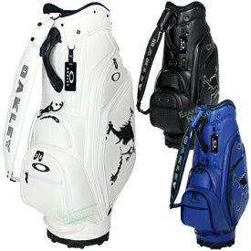 【【最大3300円OFFクーポン】】OAKLEY(オークリー)日本正規品 SKULL GOLF BAG 13.0 (スカルゴルフバッグ13.0) 2019新製品 ゴルフキャディバッグ 「921567JP」 【あす楽対応】