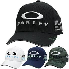 【【最大3300円OFFクーポン】】OAKLEY(オークリー)日本正規品 GOLF HAT (ゴルフハット) ゴルフキャップ 2020新製品 「FOS900013」 【あす楽対応】