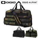 【【最大3000円OFFクーポン】】OGIO(オジオ)日本正規品 ALPHA Core Convoy Boston Bag 19 JM アルファ コア コンボイ...