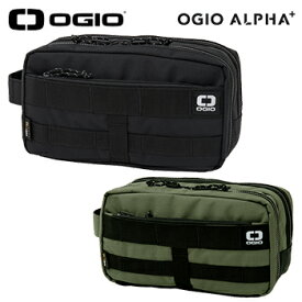 OGIO(オジオ)日本正規品 ALPHA Pouch 19 JM アルファ ゴルフ ポーチ 2019モデル【あす楽対応】
