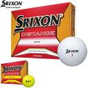 ダンロップ日本正規品 SRIXON DISTANCE (スリクソン ディスタンス) 2018新製品 ゴルフボール1ダース(12個入)【あす楽…