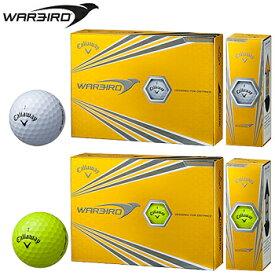 キャロウェイ日本正規品WARBIRD(ウォーバード)ゴルフボール「1ダース(12個入)」【あす楽対応】