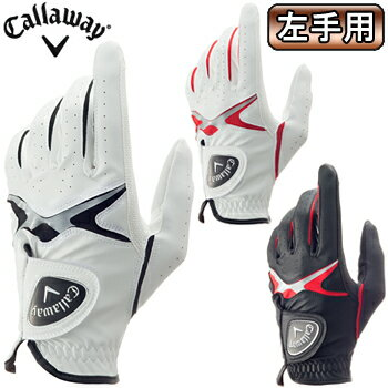 2017モデルCallaway(キャロウェイ)日本正規品Tech Glove(テックグローブ)17JMゴルフグローブ「左手用」【あす楽対応】