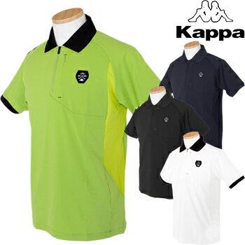 KAPPA GOLF カッパゴルフ 春夏ウエア 半袖ポロシャツ KC612SS09 ビッグサイズ(XO)【あす楽対応】