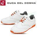 DUCA DEL COSMA (デュカ・デル・コスマ) Airplay Skyflex La Spezia スパイクレスゴルフシューズ 【あす楽対応】