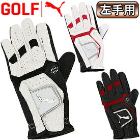 PUMAGOLF(プーマゴルフ)日本正規品3Dリブートグローブ(左手用)「867669」【あす楽対応】