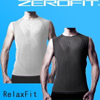イオンスポーツ男女兼用ZEROFIT(ゼロフィット)500メッシュリラックスフィットアンダーウエアノースリーブコンプレッション「ZUR12」【あす楽対応】