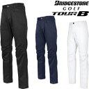 【限定品】BridgestoneGolf ブリヂストンゴルフ 秋冬ウエア TOUR B(ツアービー) 3Dパンツ 6GET1K 【あす楽対応】