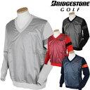 BridgestoneGolfブリヂストンゴルフウエアVネックセーターEGM11B「秋冬ゴルフウエアw7」【あす楽対応】