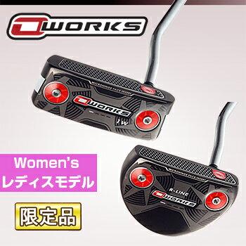 「限定品」2017モデルオデッセイ日本正規品O−WORKS WOMEN'S(オーワークスウィメンズ)レディスモデルパタースーパーストロークULTRA SLIM1.0グリップ【あす楽対応】