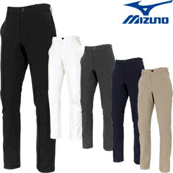 MIZUNO(ミズノ)ロングパンツ「52MF6502」「秋冬ゴルフウエアw7」【あす楽対応】