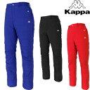 KAPPA GOLF(カッパゴルフ)中綿パンツKC652PA13「秋冬ゴルフウエアw7」