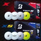 【【最大3000円OFFクーポン】】ブリヂストンゴルフ日本正規品TOUR B Xシリーズゴルフボール1ダース(12個入)【あす楽対応】