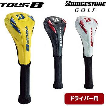 BRIDGESTONE GOLF ブリヂストンゴルフ日本正規品 TOUR B プロシリーズ ドライバー用ヘッドカバー 2017新製品 「HCG800」【あす楽対応】