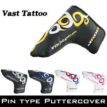 2017モデルJADO(ジャド)Vast Tattoo(ヴァストタトゥー)シリーズピンタイプ パターカバー「JGPC7871P」【あす楽対応】