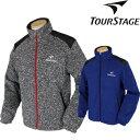 Bridgestone TOURSTAGE(ブリヂストン ツアーステージ) フリースジャケット 秋冬ゴルフウエアw7 数量限定モデル ITT91D ビッグサイズ...