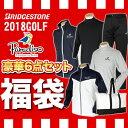 BRIDGESTONE Paradiso(ブリヂストンパラディーゾ) 日本正規品 2018新春 「メンズウエア」 豪華6点セットゴルフ福袋【あす楽対応】