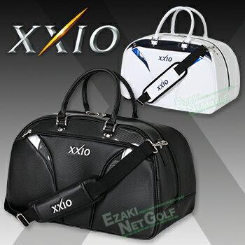 ダンロップ日本正規品 XXIO(ゼクシオ) スポーツバッグ(ボストンバッグ) 2017モデル シューズ収納 「GGB-X090」【あす楽対応】
