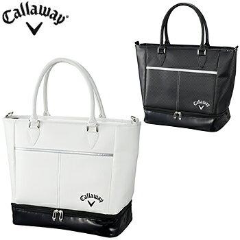 Callaway(キャロウェイ)日本正規品 Solid Tote 18JM (ソリッドトート18JM) 二層式トートバッグ 2018新製品【あす楽対応】