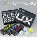 ダンロップXXIO UX-AERO(ゼクシオ ユーエックスエアロ)ゴルフボール1ダース(12個入り)【あす楽対応】