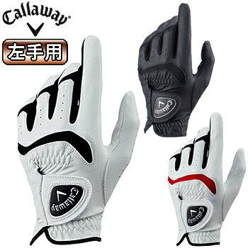 Callaway(キャロウェイ)日本正規品AllWeather18JM(オールウェザー18JM)全天候型左手用ゴルフグローブ2018新製品【あす楽対応】