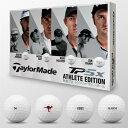 【限定品】 Taylormade(テーラーメイド)日本正規品 TP5X ATHLETE EDITION (アスリートエディション)ゴルフボール1ダー…