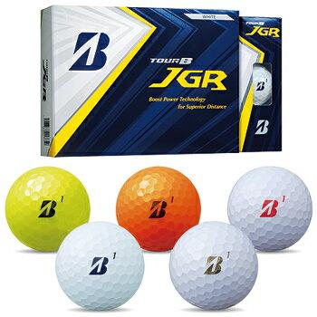 BRIDGESTONE GOLF ブリヂストン日本正規品 TOUR B JGRゴルフボール 2018新製品 1ダース(12個入)【あす楽対応】