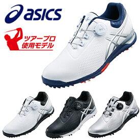 【【最大2900円OFFクーポン】】ASICS(アシックス)日本正規品 GEL-ACE TOUR3 Boa (ゲルエースツアースリーボア) ソフトスパイクゴルフシューズ 「TGN923」【あす楽対応】