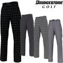 BridgestoneGolf ブリヂストンゴルフウエア 春夏ウエア ロングパンツ 1GFM1K【あす楽対応】