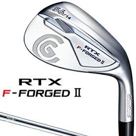 Cleveland GOLF(クリーブランドゴルフ)日本正規品 RTX F-FORGED IIウェッジ NSPRO950GHスチールシャフト 「RTXFG295WG」【あす楽対応】