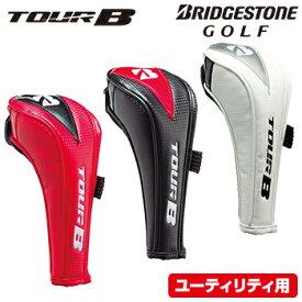 BRIDGESTONE GOLF ブリヂストンゴルフ日本正規品 TOUR B ユーティリティ用ヘッドカバー 2018モデル 「HCG820」【あす楽対応】