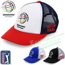 ダイヤゴルフ日本正規品 US PGAキャップ WORLD GOLF CHAMPIONSHIPS 「WG-3011 B・S」【あす楽対応】