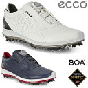 ECCO(エコー)日本正規品 BIOM G2 Mens Golf BOA GTX メンズモデル ソフトスパイクゴルフシューズ 2018新製品 「130674…