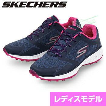 SKECHERS(スケッチャーズ)日本正規品 GO GOLF BIRDIE FAMED スパイクレスゴルフシューズ レディスモデル 2018新製品 「14856」【あす楽対応】