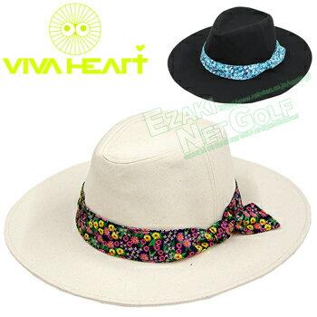 VIVA HEART(ビバハート) レディス中折れハット 「013-55264」【あす楽対応】
