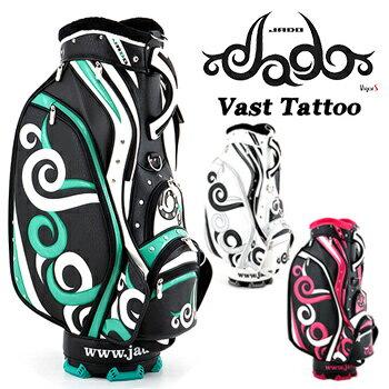 JADO(ジャド) Vast Tattoo Series ヴァストタトゥー シリーズ 限定 キャディバッグ 新色追加 2018モデル 「JGCB7871-02」【あす楽対応】