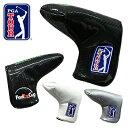 ダイヤゴルフ日本正規品 US PGA TOUR パターカバー 3012 ピンタイプ マグネット式 「PC-3012」【あす楽対応】
