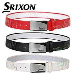 ダンロップ日本正規品 SRIXON(スリクソン) メンズゴルフベルト 「GGL-S015」【あす楽対応】