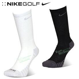 NIKE(ナイキゴルフ)日本正規品 DRI-FIT (ドライフィット) クッション クルー ソックス2018モデル 「SG0780」【あす楽対応】