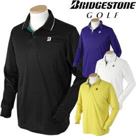 BridgestoneGolf ブリヂストンゴルフ TOUR B 秋冬ウエア 長袖ポロシャツ IGM09F【あす楽対応】