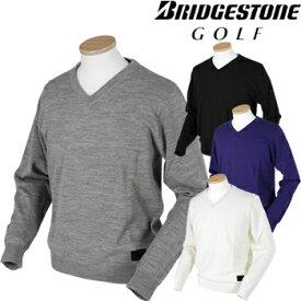 BridgestoneGolf ブリヂストンゴルフ TOUR B 秋冬ウエア 長袖Vネックセーター IGM02B 【あす楽対応】