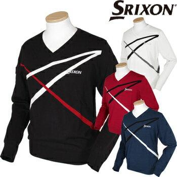 SRIXON スリクソン 秋冬ウエア ニットセーター SRM2016F 【あす楽対応】